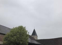 Pluie Courcelles 45300 L?orage est passé au loin