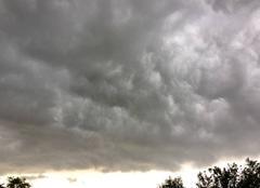 Orage Le Bernard 85560 L'orage arrive