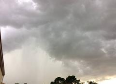 Orage Le Bernard 85560 Le mauvais temps arrive