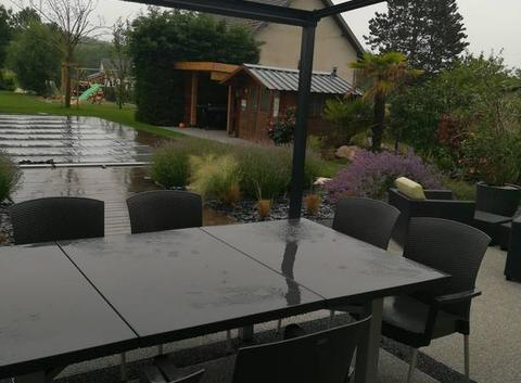 Pas de pluie ????