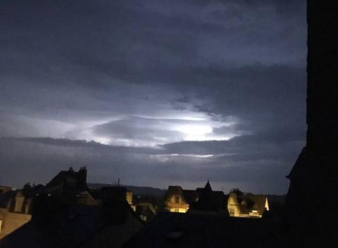 Ciel d?orage !