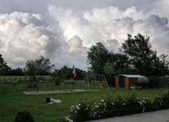 Orage Mennetou-sur-Cher 41320 Orage en formation