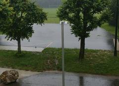 Pluie Feuillade 16380 Météo un peu faussée