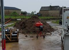 Nuages Campuac 12580 Orage éclair pluie grelon