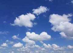 Ciel Saint-Remy-en-Bouzemont-Saint-Genest-et-Isson 51290 Petits moutons dans le ciel
