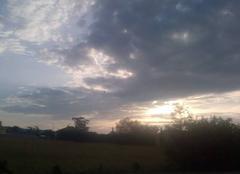Ciel Saint-Clair 07430 Mais t'es haut (METEO) Montgolfière  quand le ciel est si bas !
