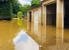 Orage Villefranche-de-Rouergue 12200 Inondation ouest aveyron
