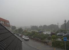 Pluie Etaples 62630 Pluie