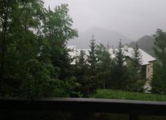 Ciel Huez 38750 ? orage