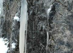 Froid Breil-sur-Roya 06540 Le froid en montagnes