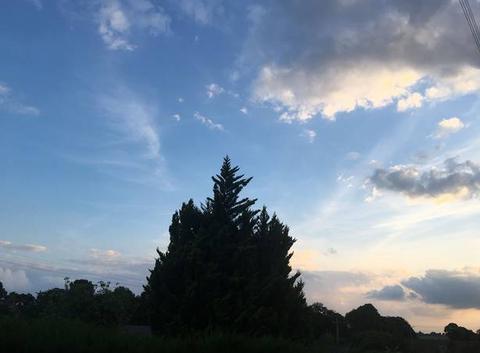 Big skies