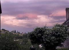 Ciel Dampniat 19360 Photo prise par Bernard
