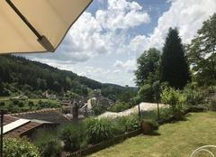 Ciel Plombieres-les-Bains 88370 Vue