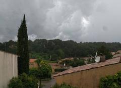 Pluie Rognes 13840 Pluie en Provence encore...