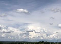 Orage Valeuil 24310 Cumulonimbus