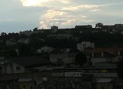 Orage Périgueux 24000 Ciel avant les orages