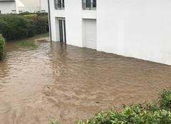 Orage Pledran 22960 Inondations
