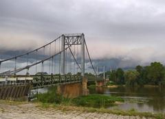 Nuages Les Rosiers-sur-Loire 49350 Entre 2 orages