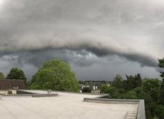 Orage Amboise 37400 Violent orage en approche