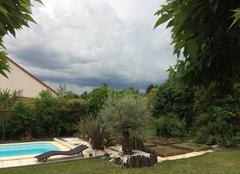Orage Chatellerault 86100 Avant  l orage