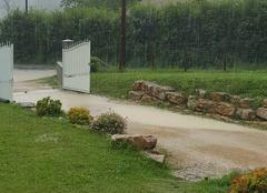 Pluie La Chapelle-de-la-Tour 38110 Météo