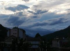 Nuages Ax-les-Thermes 09110 Le ciel