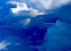 Ciel Mortefontaine-en-Thelle 60570 Orages vu du ciel