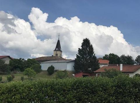 Vu sur le village