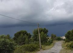 Orage Lancon-Provence 13680 Orage