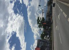 Nuages Decines-Charpieu 69150 Gros cumuluninbus