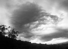 Orage Goviller 54330 Ciel d?orages à Goviller