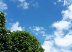 Ciel Nogent-le-Rotrou 28400 Soleil de retour