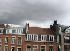 Ciel Lille 59160 Arrivée de l?orage