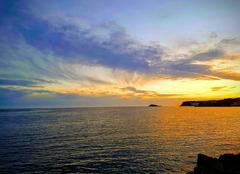 Mer Sanary-sur-Mer 83110 Un soir