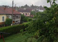 Pluie Montceau-les-Mines 71300 Pluie ?