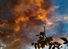 Nuages Seyches 47350 Vilain nuage