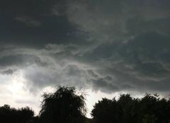 Orage Saint-Martial-de-Valette 24300 Sous l?orage