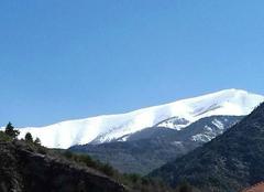 Neige Tende 06430 La neige en en montagne