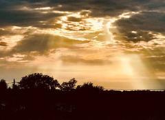 Ciel Gans 33430 Aprés l?orage