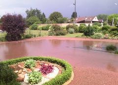 Grêle Neuville-sur-Sarthe 72190 Inondation : du jamais vu !!!