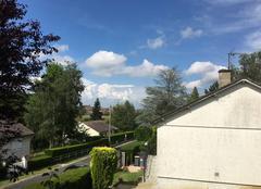 Nuages Villeneuve-la-Guyard 89340 Pour faire mentir la météo ...