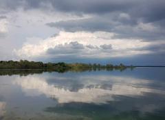 Ciel Giffaumont-Champaubert 51290 Le calme avant la tempête