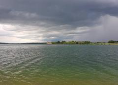 Ciel Giffaumont-Champaubert 51290 L'orage est imminent