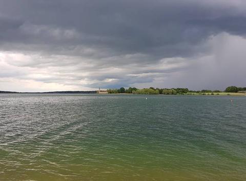 L'orage est imminent