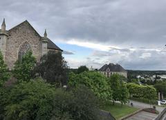 Nuages Montauban-de-Bretagne 35360 Ciel orageux