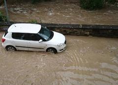 Orage Saint-Floret 63320 Catastrophe...