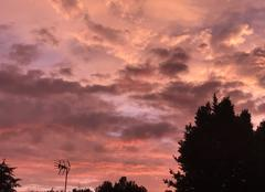 Ciel Castelnau-de-Medoc 33480 Orages arrivent