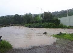 Pluie Pontcharra-sur-Turdine 69490 La Turdine déborde
