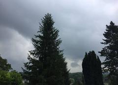 Nuages Esbly 77450 Avant l orage