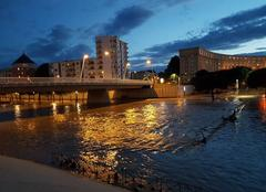Orage Montpellier 34000 Rives du lez